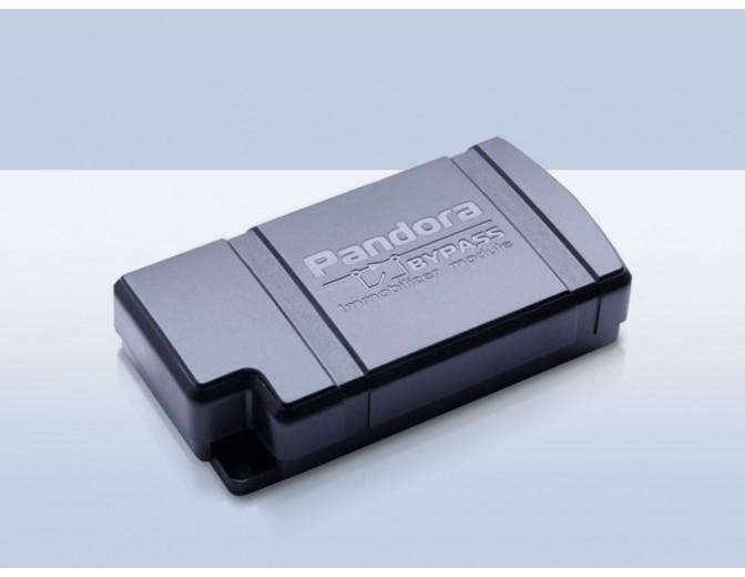 DI-3 кодовый обходчик штатных иммобилайзеров